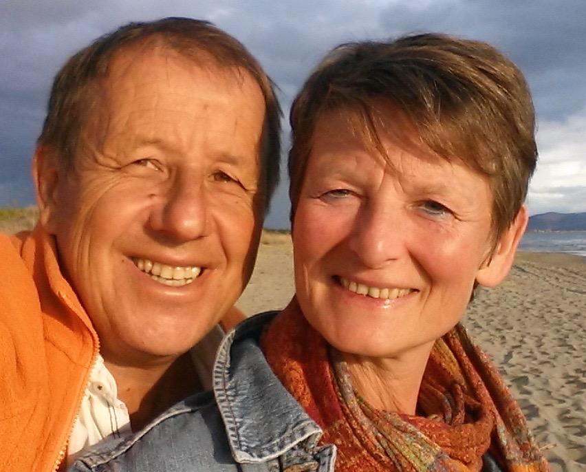 Susanne Mössinger und Klaus Nagel