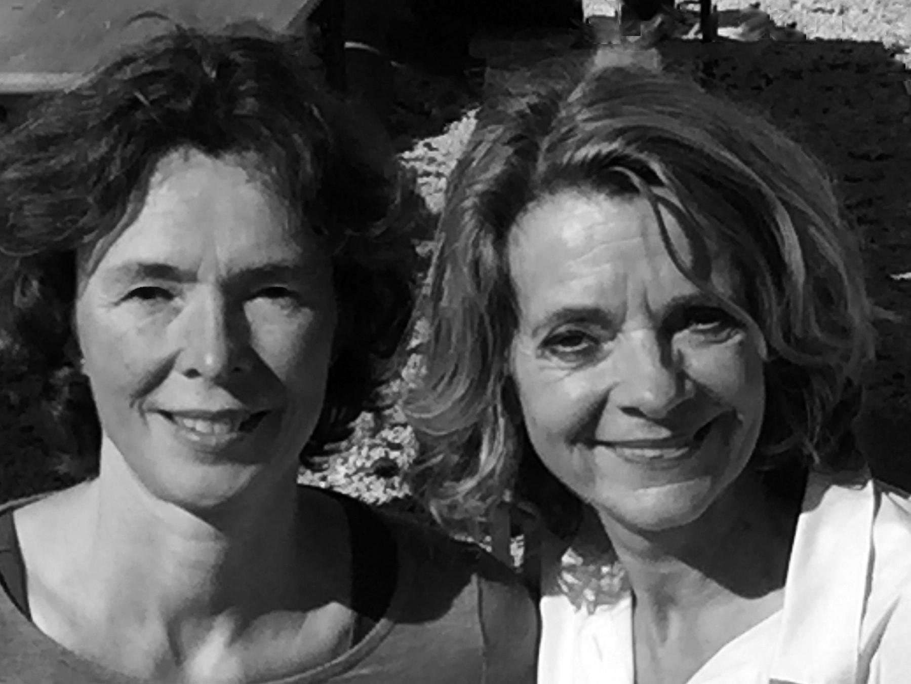 Christiane Hackethal und Gisela Klockner